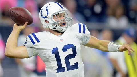 5. Indianapolis Colts