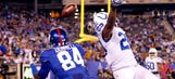 Giants' Donnell closes in on return and honors Daniel Fells