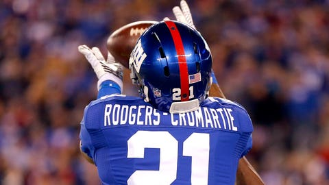 Cornerback: Dominique Rodgers-Cromartie, New York Giants