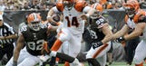 Five things to watch: Browns at Bengals