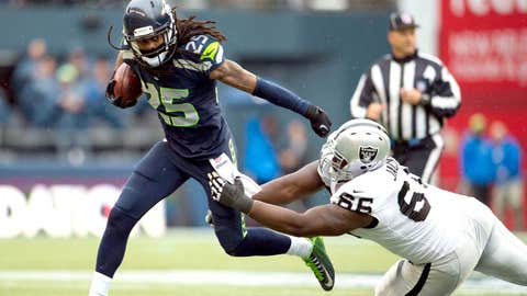 9. Seahawks-Raiders: 18/1