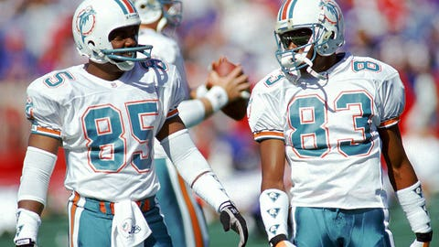 Mark Duper and Mark Clayton
