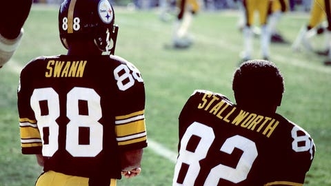 Lynn Swann and John Stallworth