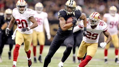 19. New Orleans Saints