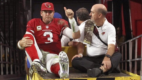 Cardinals find out Palmer's diagnosis