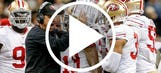 49ers survive to beat Saints in overtime thriller