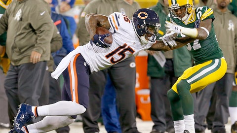Brandon Marshall, WR, Bears