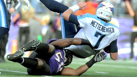 29. Tennessee Titans