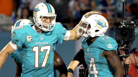 Miami Dolphins at Denver Broncos