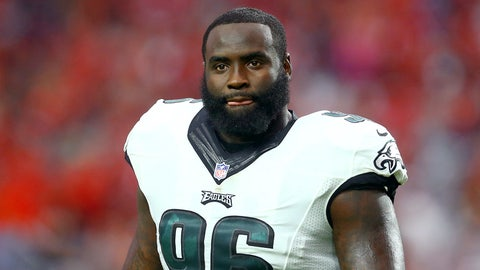 9. Bennie Logan, DT, Philadelphia Eagles