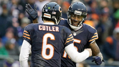 Chicago Bears: QB Jay Cutler - $18.1 million