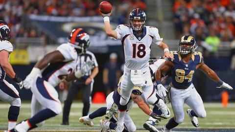 4. Denver Broncos