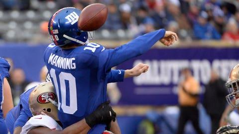Dallas Cowboys at New York Giants