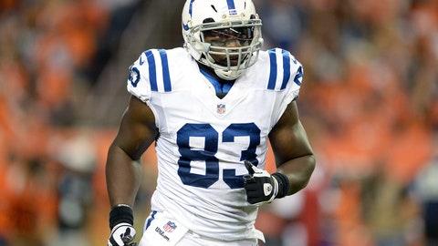 Dwayne Allen, TE Colts