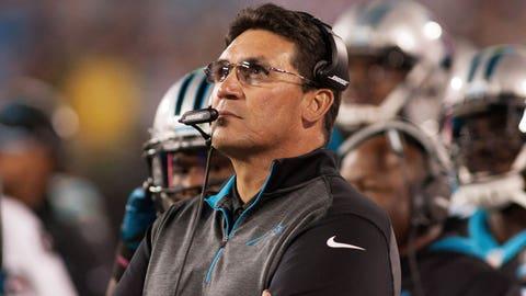 Ron Rivera, Carolina Panthers