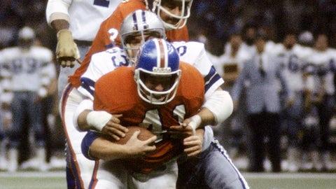 13: 1977 Denver Broncos (Super Bowl 12 -- Dallas 27, Denver 10)