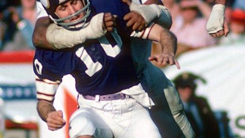 14: 1976 Minnesota Vikings (Super Bowl 11 -- Oakland 32, Minnesota 14)
