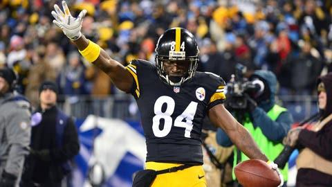 Pittsburgh Steelers: B+