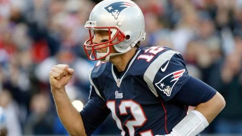 Tom Brady was at Michigan