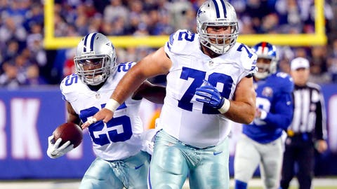 Center – Travis Frederick, Dallas Cowboys