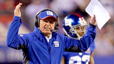 New York Giants: D-