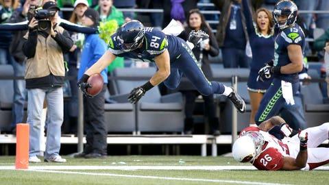Cooper Helfet, TE, Seahawks
