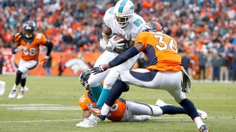 Kayvon Webster, CB, Broncos