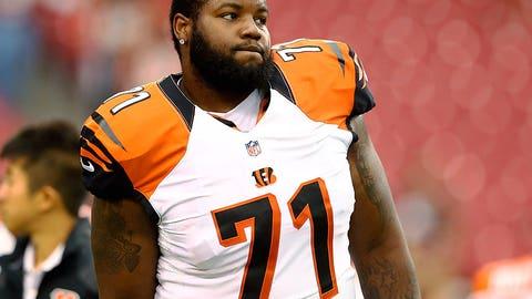 Andre Smith, OT, Bengals