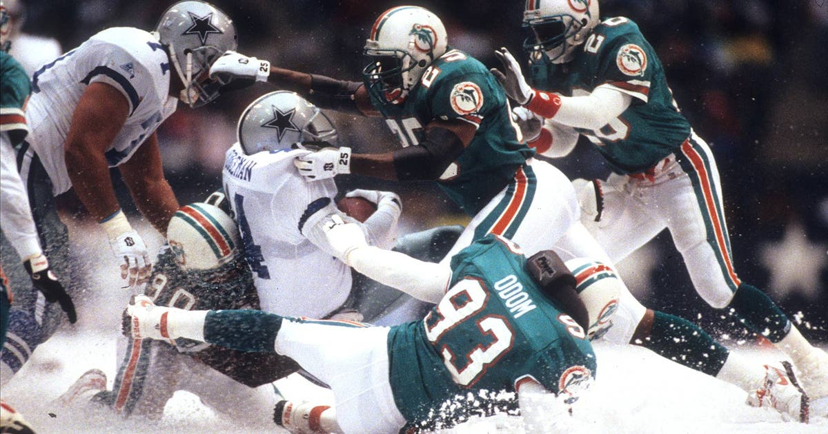 5 Things You Forgot About Dallas And Miami S Epic 1993