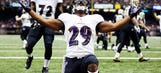 Forsett runs wild as Ravens send Saints to third straight loss