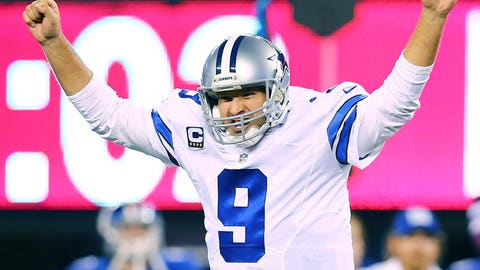 Cowboys QB Tony Romo, $18 million