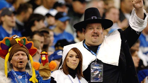 15 things you're going to hear during Thanksgiving football