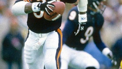 6 -- 1980: Chicago 23, Detroit 17 (OT)