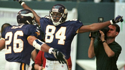 7 -- 1998: Minnesota 46, Dallas 36