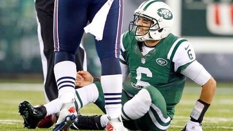10 -- 2012: New England 49, New York Jets 19
