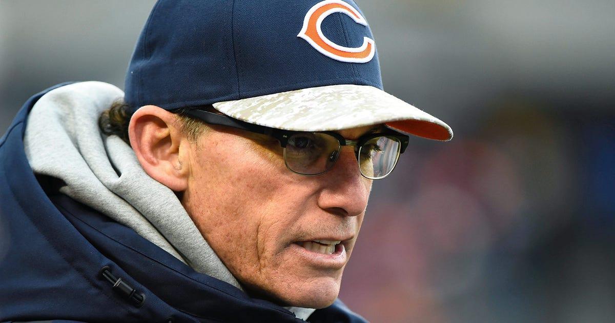 Ap Source Browns Interview Ex Bears Coach Trestman For Oc