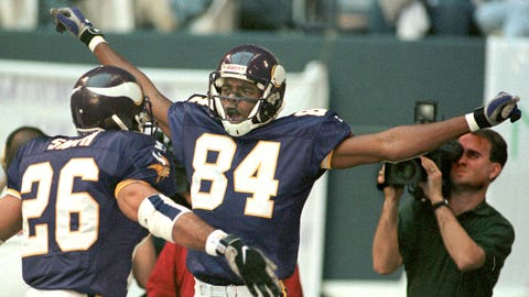 Minnesota Vikings – WR Randy Moss