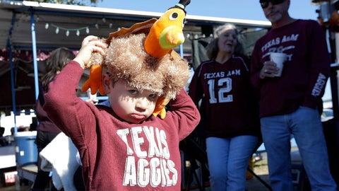 Will someone get this kid some turkey?