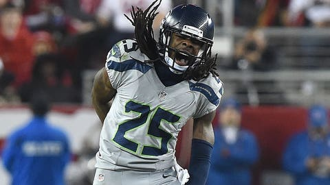 NFL - 1. Richard Sherman (@RSherman_25)