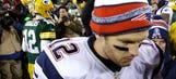 Tom Brady definitely wasn't happy after Packers clinched victory
