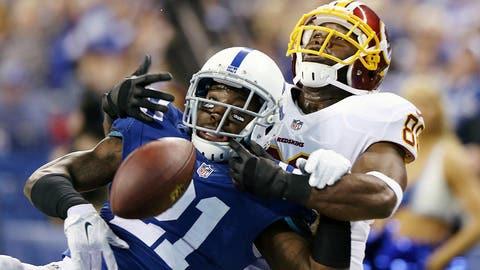 Vontae Davis, CB, Colts