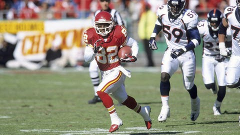 Kansas City Chiefs -- KR Dante Hall