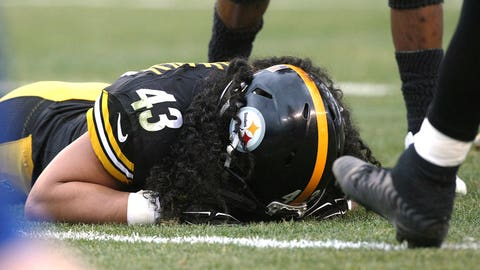 Pittsburgh: A pass defense