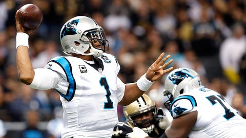 24. Carolina Panthers