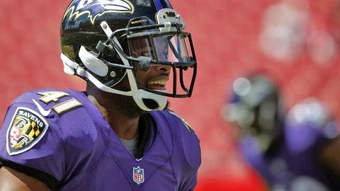 Anthony Levine, CB, Ravens