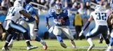 Andre Williams knows how to earn more playing time in Giants' offensive scheme
