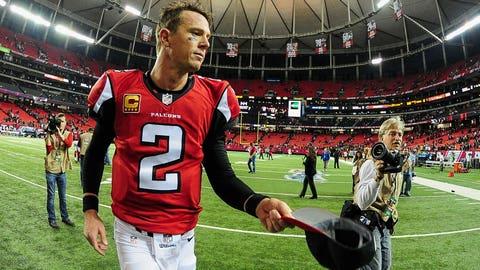 Atlanta Falcons: D+