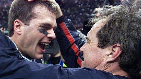 47: 2001 New England Patriots (Super Bowl XXXVI)