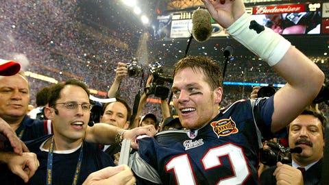22: 2003 New England Patriots (Super Bowl XXXVIII)