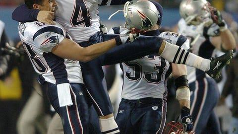 13: 2004 New England Patriots (Super Bowl XXXIX)